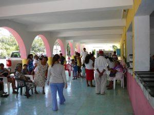 Das Team arbeitete in den Räumen der Stadtverwaltung.