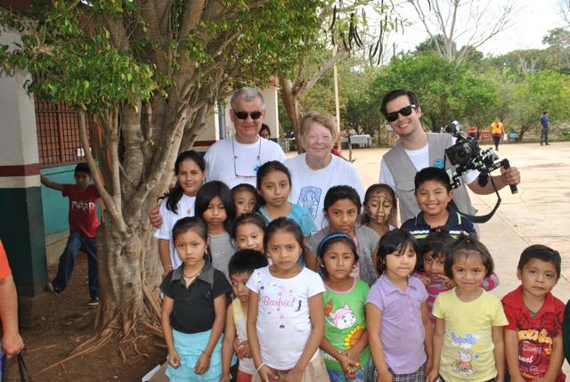 Die Kinder von Sacalaca.