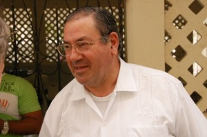 P. Higinio Izquierdo LC
