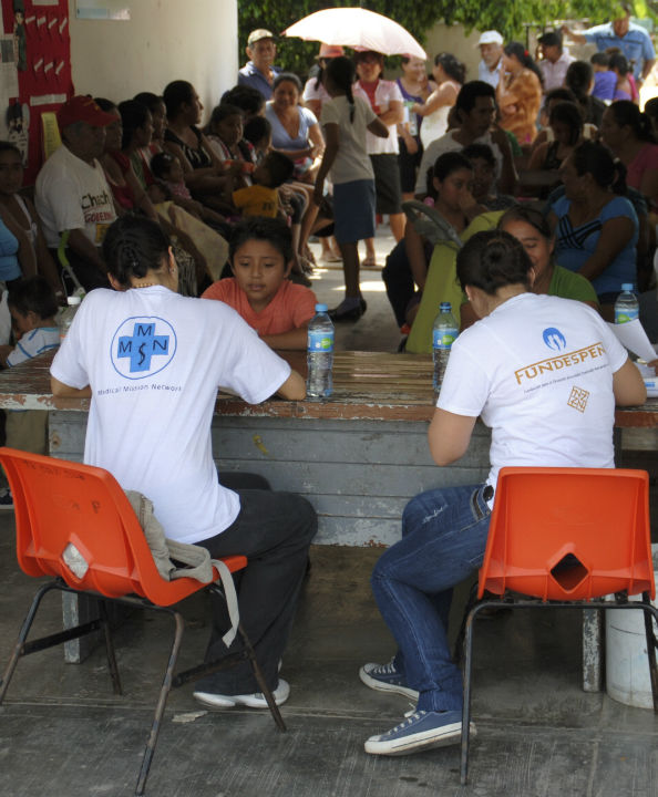 Medical Mission Network und Fundespen – starke Partner