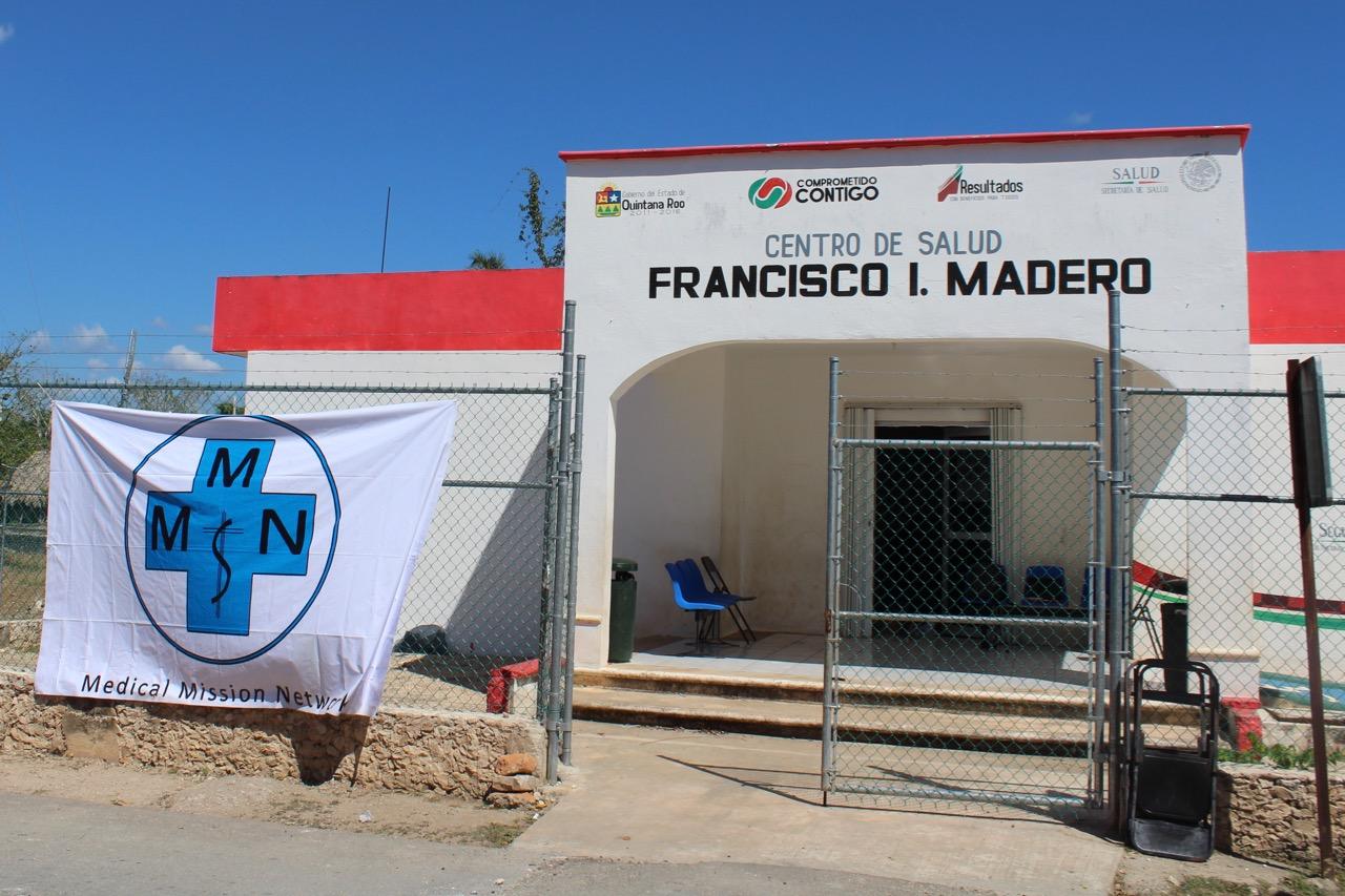 Centro de Salud in Francesco I. Madero