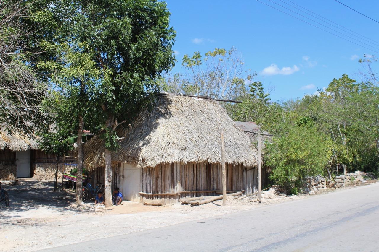 Ein Haus in Francisco I. Madero